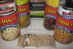 Food Bank Donations on NaturalCrooksDotCom
